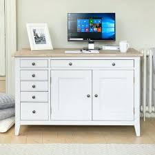 atlas chunky oak hidden home. Hidden Home Office Desk Baumhaus Atlas Solid Oak Computer . Chunky