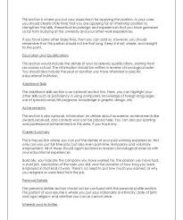What Needs To Be Included In A Resume Inspirational What Should