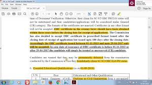 ssc junior engineer detailed notification watch p hd  ssc junior engineer 2017 detailed notification watch 720p hd