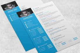 modern resume template by maruf1 on modern resume template by maruf1