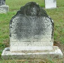 John Wesley Chambers (1857-1934) - Find A Grave Memorial