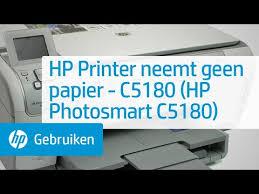 En utilisant des pilotes hp photosmart c dépassés ou corrompus, il pourra y avoir des erreurs systèmes, des pannes, et ça pourra causer des problèmes dans votre ordinateur ou votre matériel. Hp Photosmart C5180 Printer All In One Color Inkjet