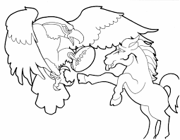 Denver Broncos Free Coloring Pages On Art Coloring Pages