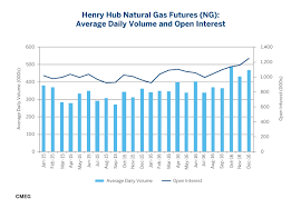 Henry Hub Natural Gas Futures Global Benchmark Cme Group