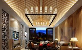 indirect lighting ceiling. As Mentioned Above, There Are Many Possibilities For LED Indirect Lighting The Ceiling. Our Last Suggestion Is A Living Room With An Interesting Ceiling Y