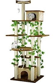 Amazon Redwood Cat Tree Furniture Cat Tree Scratcher