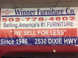 Winner Furniture in Shively Home