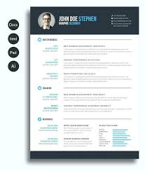 Resume Template 2017 Awesome Resume Templates Word Free Download 60 Best Resume Examples