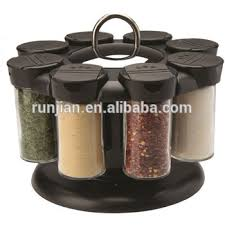 8jars Rotating Spice Holder Kitchen Spice Jar Rack Buy Rotating