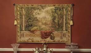 horizontal tapestry wall hangings
