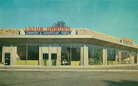 the lotus garden was located at 4424 allisonville road on the east end of the