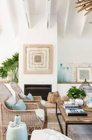 Living Room:White Beach Style Bedroom Furniture Coastal Interior Design  Style Coastal Sitting Room Coastal