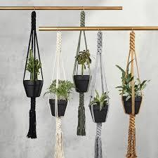 the 12 best macramé plant hangers of 2021