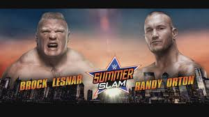 earlier this week on raw wwe announced that brock lesnar s summerslam