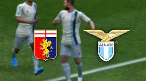 Genoa vs Lazio (2-3) Match Highlights - YouTube