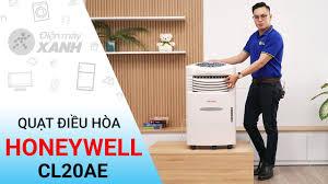 Quạt điều hòa (Quạt hơi nước) Honeywell CL20AE - Điện máy XANH