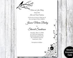 skull template etsy Gothic Wedding Invitations Templates halloween wedding invitation template diy printable gothic crow & skull theme editable edit gothic wedding invitations templates