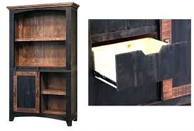 medium size of rustic bookshelves diy bookcase with glass doors ideas white bookshelf drawers furniture agreeable