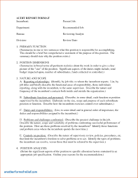 Training Report Template Format Unique Professional Samples ...