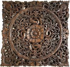 large wooden wall art scissors vintage wood fish