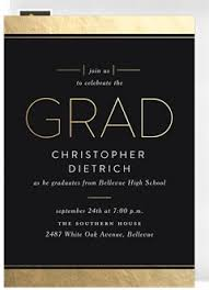 Graduation Dinner Invitations Email Online Graduation Party Invitations That Wow