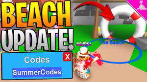 Roblox Mining Simulator Light Pack Mythical Beach Codes Update In Roblox Mining Simulator