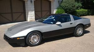 1986 Chevrolet Corvette Malcolm Konner | T82 | Dallas 2015