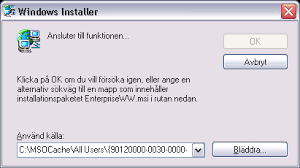 what is windows installer how do i get rid of this windows installer error super user