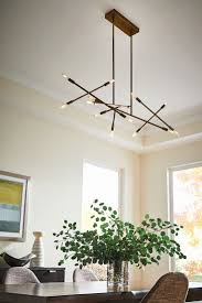 linear dining room lighting. Dining Room Lighting. Ceiling Light Fixture Luxury 31 Linear Lighting