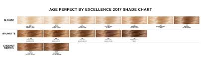 Age Perfect Hair Color Chart Loreal Paris Excellenceage Perfect Layered Tone Flattering Color 8n Medium Natural Blonde Set Packaging May Vary