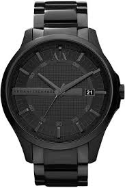 buy armani watches for men online fashiola co uk compare buy men watches armani watch schwarz