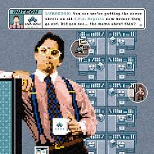 office space cover. Buffum-Jude-Pixel-Office-Space-1 Office Space Cover O