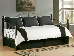 monochrome daybed bedspreads