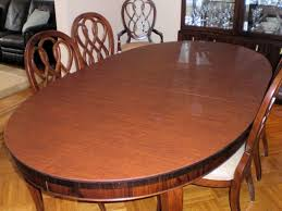 Dining Room Table Protective Pads Awesome Decorating Ideas