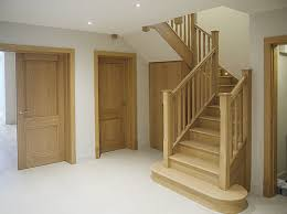 i know its not the done thing but do you think oak doors and architraves will look ok with white skirting boards in a new build i prefer white skirtings