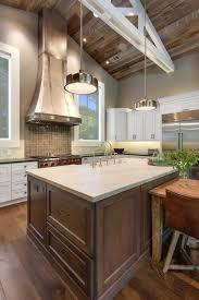 Medium Brown Kitchen Cabinets Kitchen Brown Wooden Flooringbrown Kitchen Islands Stainless Top