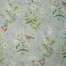 Curtain Fabric Forever Spring Eau De Nil Curtain Fabric Closs Hamblin