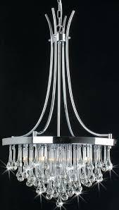 teardrop glass chandelier lighting lamps modern chandelier luxury teardrop chrome crystal glass chandelier glass teardrop chandelier