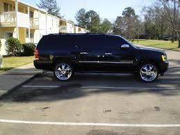 Chevrolet Suburban black gallery. MoiBibiki #1