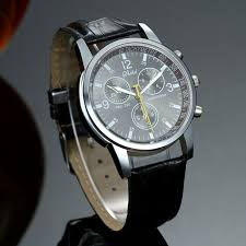 popular elegant watches for men buy cheap elegant watches for men new quartz watch men fashion and casual luxury leather watch elegant boy young teenager wristwatch whole