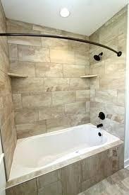 bath bath shower combo ideas bathtub design