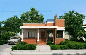 Garage is optional in this small house design and can be added according to  owners preference.