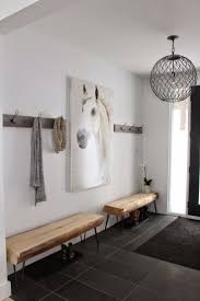 bench  entryway bench and hooks beautifully entry storage