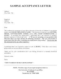 Paper Acceptance Letter Templates