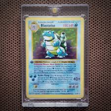 The rarest pokémon card in existence doesn't have pikachu or charizard on it, but just a silhouette of mewtwo. 10 Rare Pokemon Cards On Snupps The Pokemon Trading Game Was First By Snupps Snupps Blog Medium