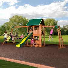 Backyard Discovery Prairie Ridge Play Set - Free Shipping Today -  Overstock.com - 15303578