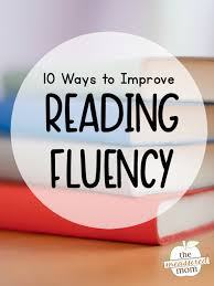 10 Ways To Improve Reading Fluency The Measured Mom