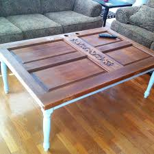 door slab table a homemade coffee table can start with many