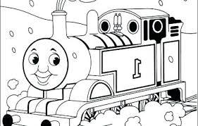 Thomas Train Coloring Pages Printable Trustbanksurinamecom