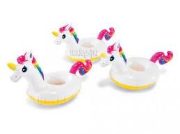<b>Надувная игрушка Intex Единорог</b> 57506